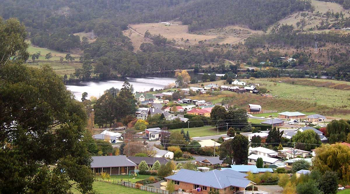 The Huon Valley