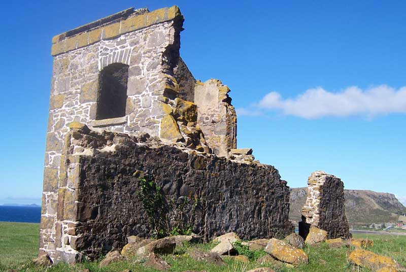 Highfield Convict Ruins